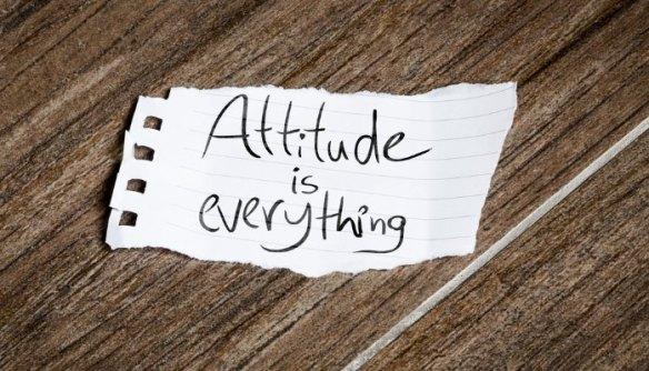 Bisnis itu tentang attitude